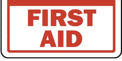 Emergency First Aid in the Workplace. Level 3 Accredited.
