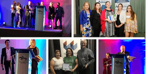 2019 Insurance Advisernet Midcoast Business Awards Gala Dinner