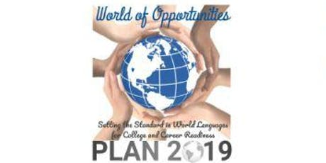 PLAN 2019 World of Opportunities Registration tickets