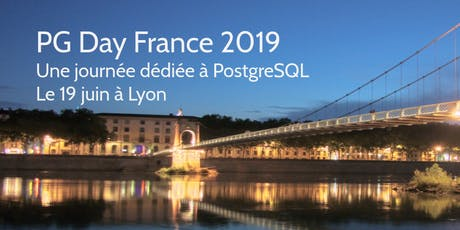 PG Day France 2019 billets
