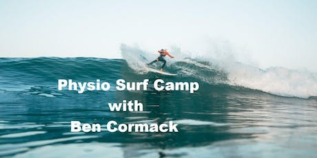 Physio Surf Camp with Ben Cormack billets