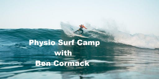 Physio Surf Camp with Ben Cormack