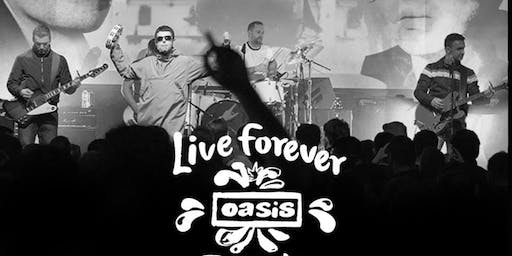 Live Forever Oasis Tribute Band