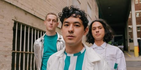 Last Dinosaurs with Born Ruffians tickets