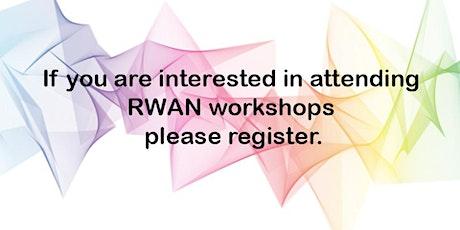 RWAN Workshops tickets