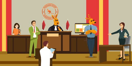 Kangaroo Court: Improvised Courtroom Comedy tickets