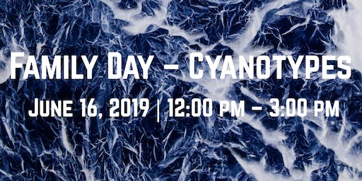 Chinese American Museum Spring/ Summer Program: Family Day - Cyanotypes