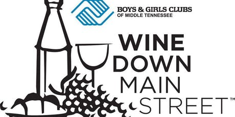 Wine Down Main Street 19 tickets