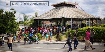 D.R. 10 Year Anniversary