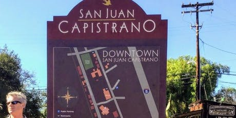 San Juan Capistrano Downtown Walking Tours tickets