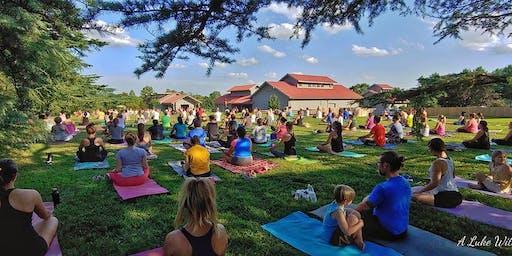 KOP [FREE] Yoga at Maymont