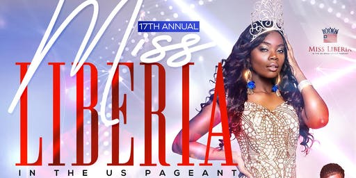 Miss Liberia in the US 17th Annual Pageant