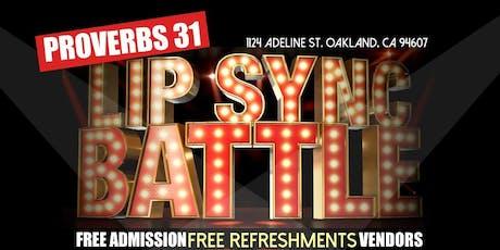 Gospel Lip Sync Battle tickets