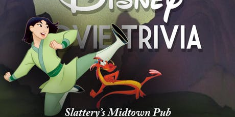 Disney Movie Trivia tickets