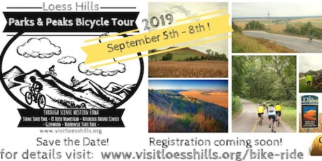 Loess Hills Parks & Peaks Bicycle Tour tickets