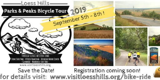 Loess Hills Parks & Peaks Bicycle Tour