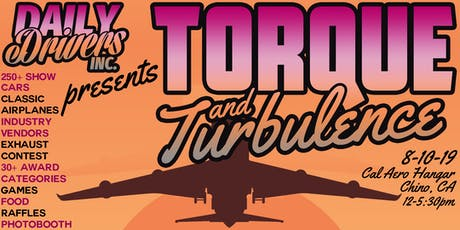 Torque & Turbulence by Daily Drivers Inc. tickets