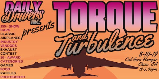 Torque & Turbulence by Daily Drivers Inc.