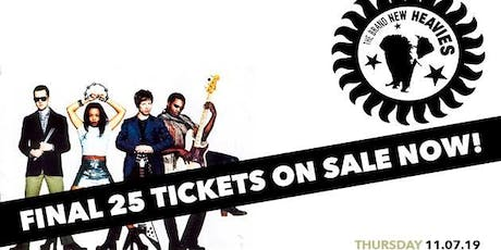 The Brand New Heavies: Live tickets