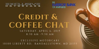 Coffee and Credit Chat