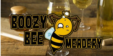 Boozy Bee Meadery - Mead Tasting tickets