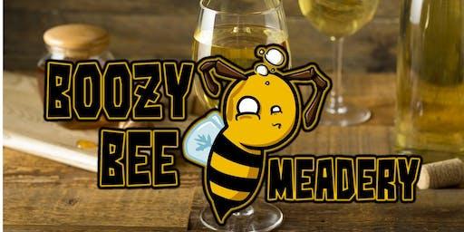 Boozy Bee Meadery - Mead Tasting