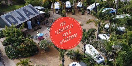 Two Farmtables And A Microphone billets