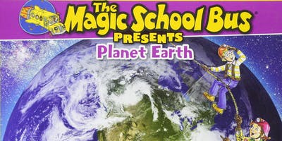 Magic School Bus Presents: All About Earth - (Central Library)