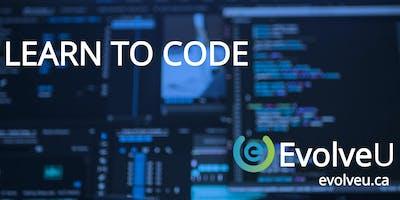 EvolveU Learn to Code