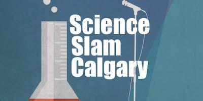 Science Slam YYC June 2019