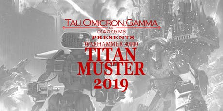 Titan Owners Club presents: Titan Muster 2019 tickets