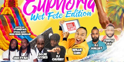 Euphoria the Wet Fete Edition Day Party