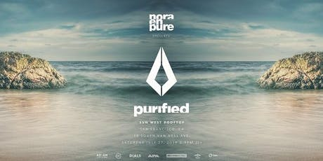 Purified San Francisco Rooftop Party at SVN West | 7.27.19 tickets