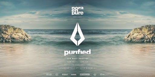 Purified San Francisco Rooftop Party at SVN West | 7.27.19