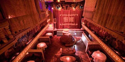 The+BOX+incredible+burlesque+shows+in+a+theat
