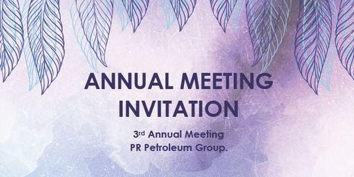 Annual Meeting / Appreciation Event