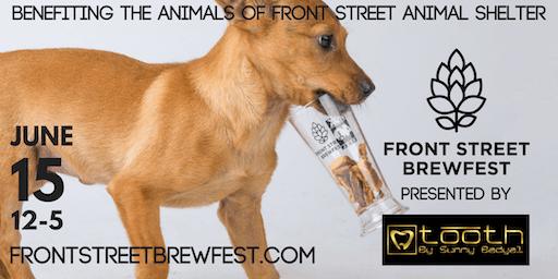 Front Street Brewfest 2019