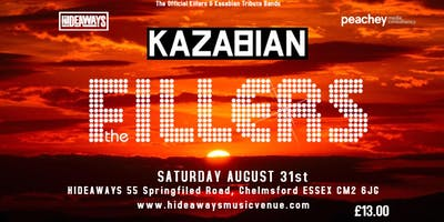 Official Fillers & Kazabian Tribute Night