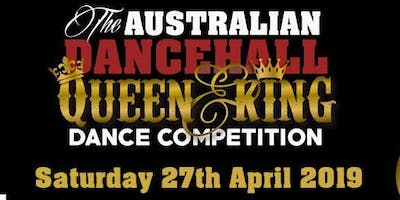 The Australian Dancehall Queen and King competition