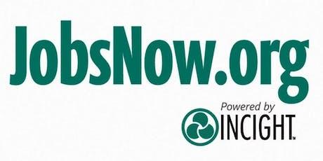 Palm Springs Job Fair-JobsNow.org tickets