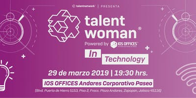 Talent Woman Powered by IOS Offices - In Technology