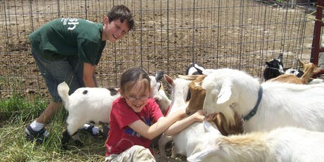 Farm Camp July 15-19, 2019 ages 8+ tickets