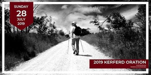 2019 Kerferd Oration