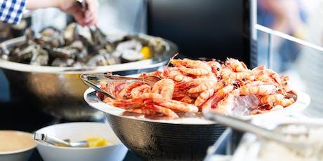 Gallery Restaurant - Seafood Buffet tickets