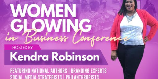 2019 Women Glowing in Business National Conference