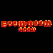 Boom Boom Room presents logo