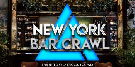 BAR CRAWL NYC tickets