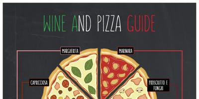 Pizza and Wine Pairing at Richs Pizza   Cheers!