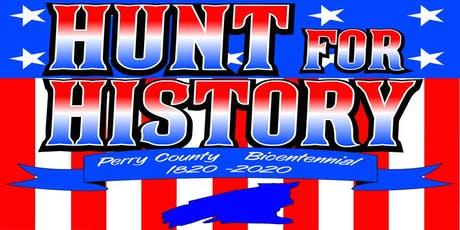 Hunt for History tickets
