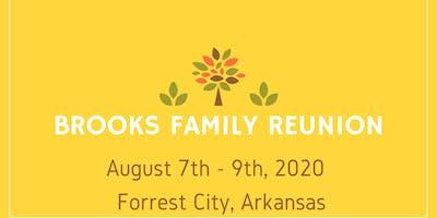 Brooks Family Reunion